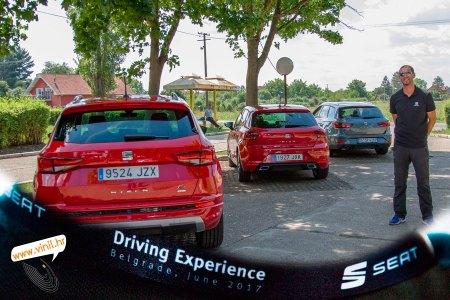 seat driving experience seat ibiza fr seat ateca fr seat leon