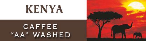 kava vrste kave kenija