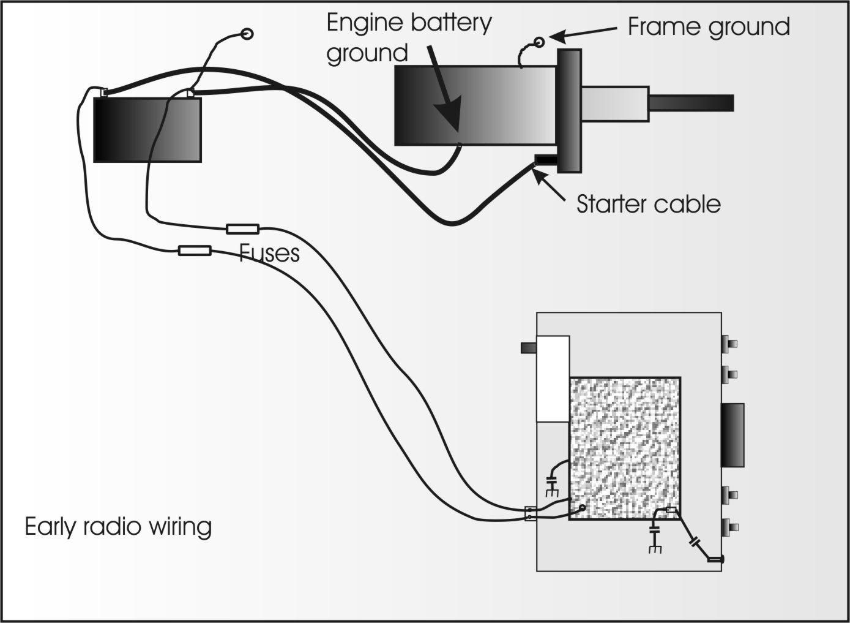 early radio wiring?resize\=665%2C487\&ssl\=1 cb wiring diagrams gandul 45 77 79 119 CB Radio Wiring Diagram at et-consult.org