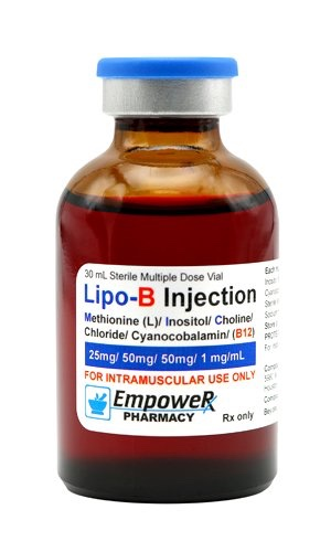 Lipo B Fat Burner and B12 Injections