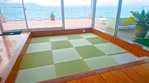 下地はコンクリート。その上に畳を設置しても大丈夫ですか?