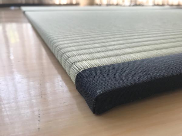 畳の厚みは15mm
