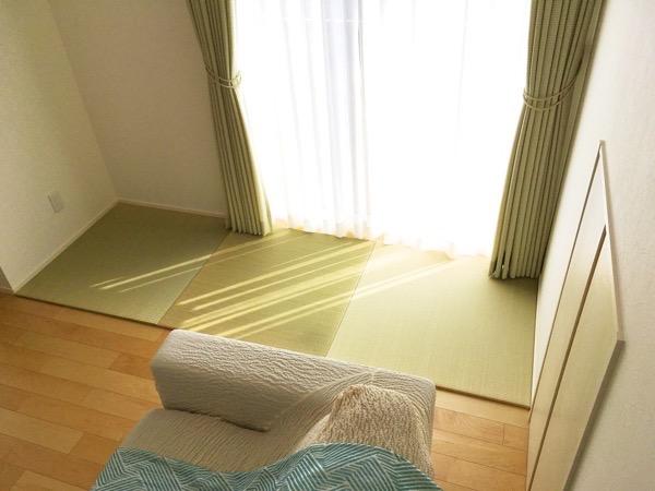窓際の寝心地は最高でしょう。