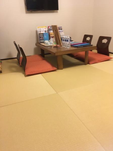 京町家の畳