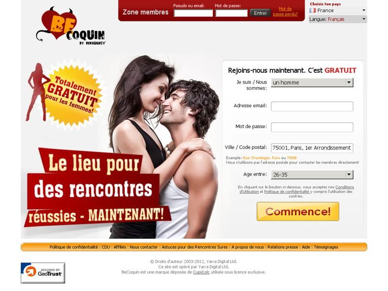 Cupid.com-meilleur service gratuit de rencontres en ligne