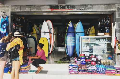 uluwatu shop