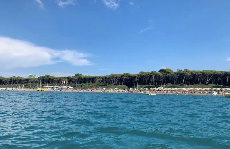 strand zee cecina