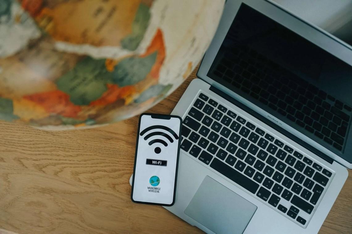 wifi wachtwoorden vliegvelden