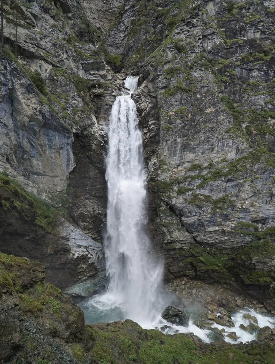 gossnitz Wasserfall