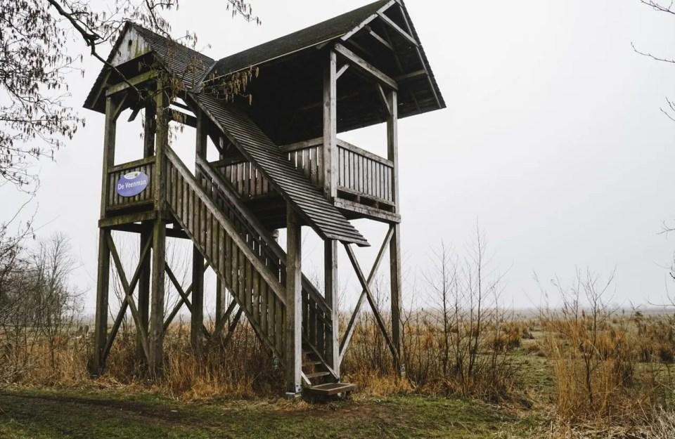 uitkijktoren Lettelbert