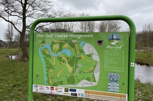 discgolf Hoogeveen