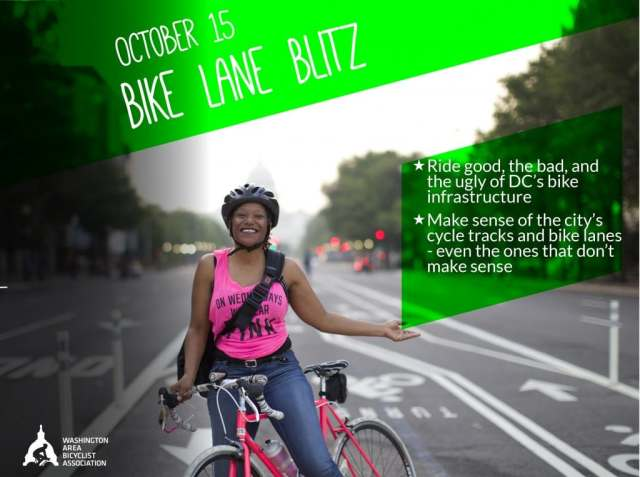 bike lane blitz