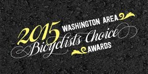 2015 Washington Area Bicyclists Choice Awards