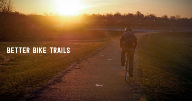 better bike trails