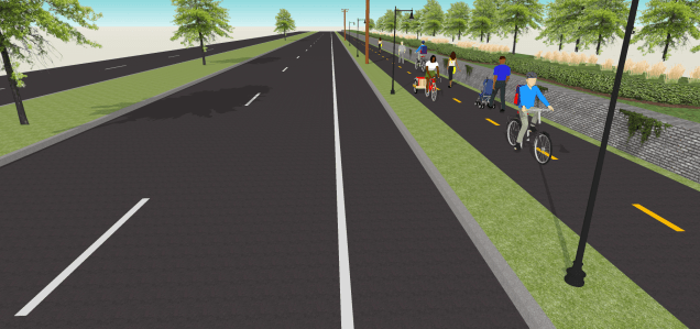 hyattsville trail extension