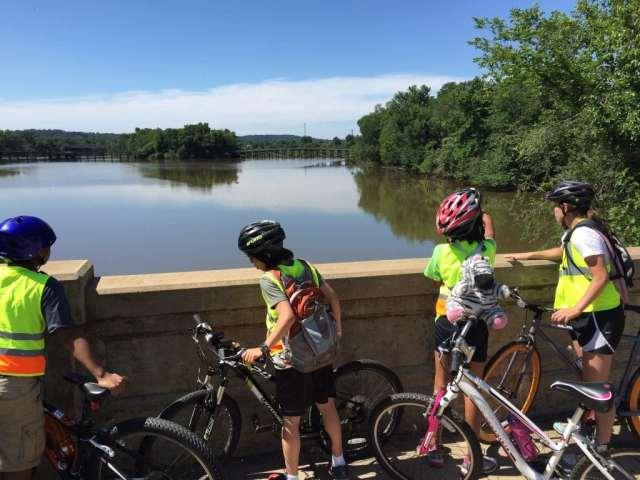 Bike Camp 2016 Anacostia