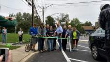 Spring Street Ribbon Cutting