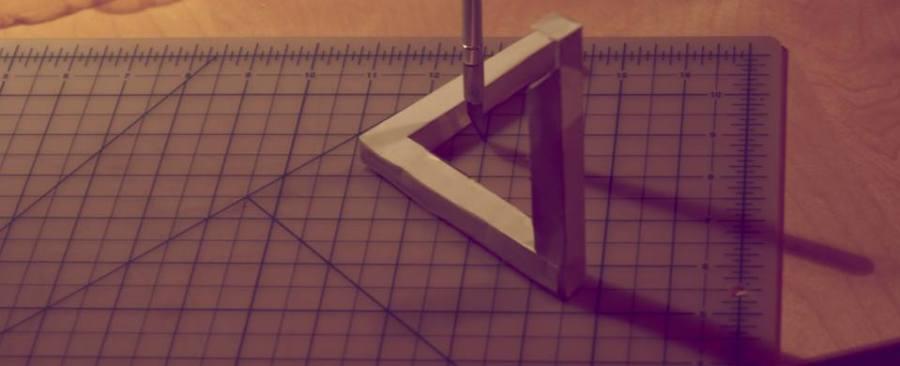 Impossible Triangle Concept1