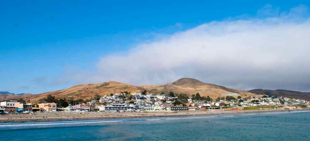 Cayucos California