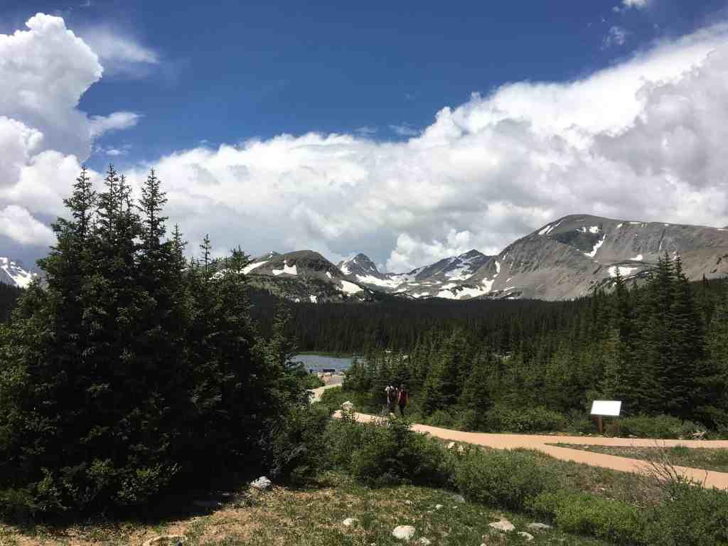 Brainard Lake Hike
