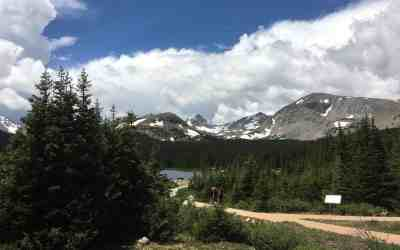Brainard Lake Hike