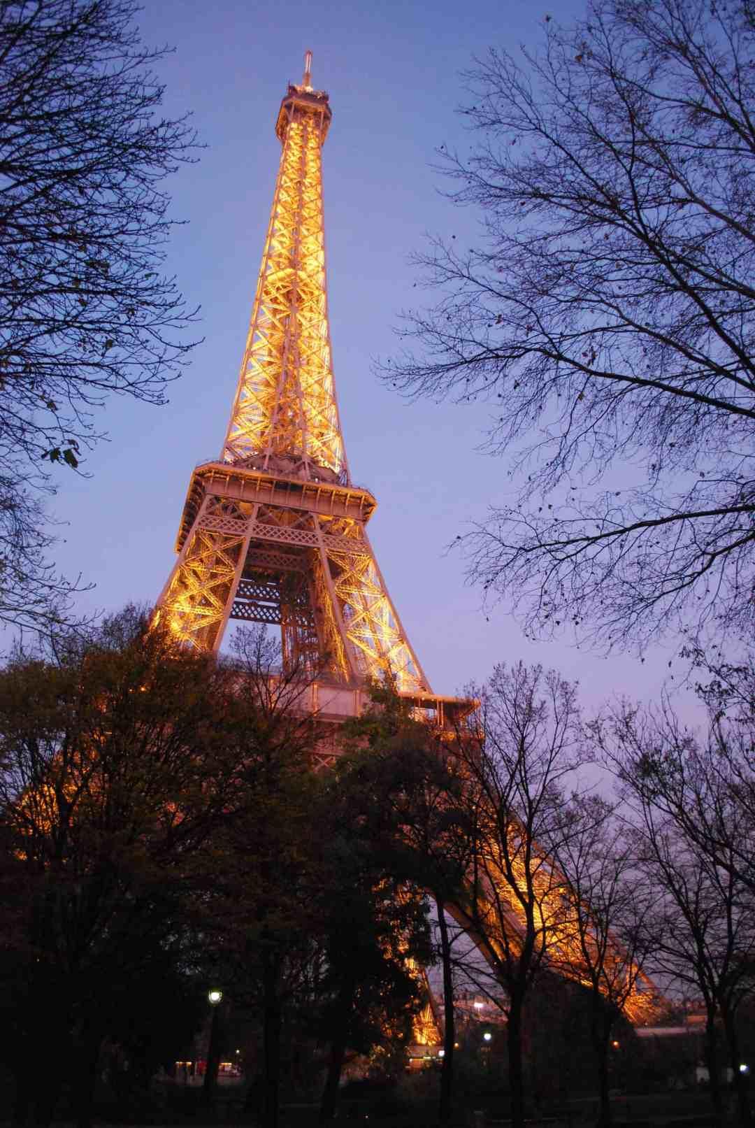 Beautiful Paris France
