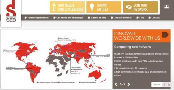Innovation Groupe Seb