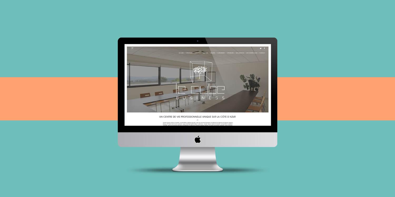 Le Cube - Création de sites web