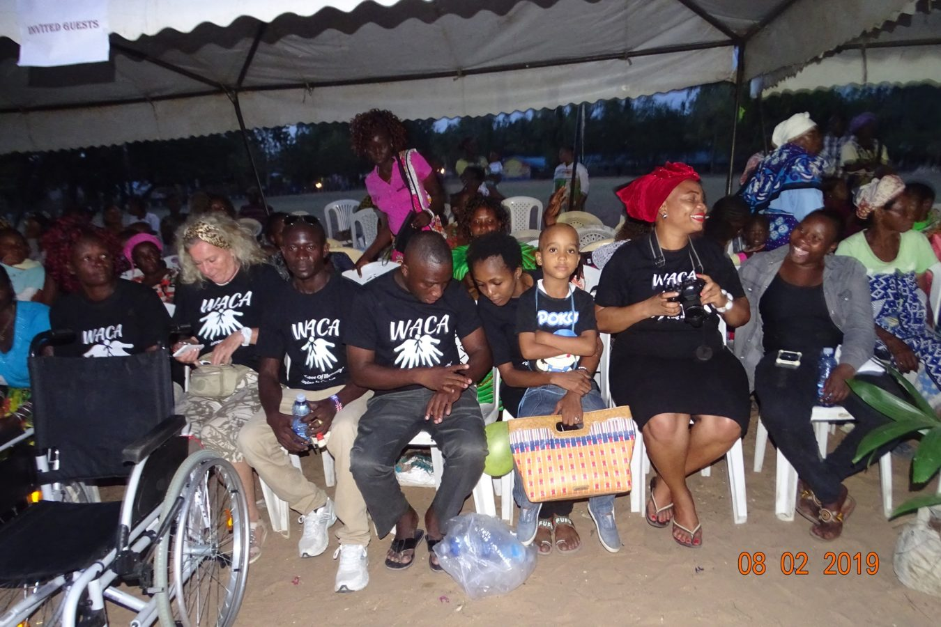 WACACBO - For The Love Of Humanity 1