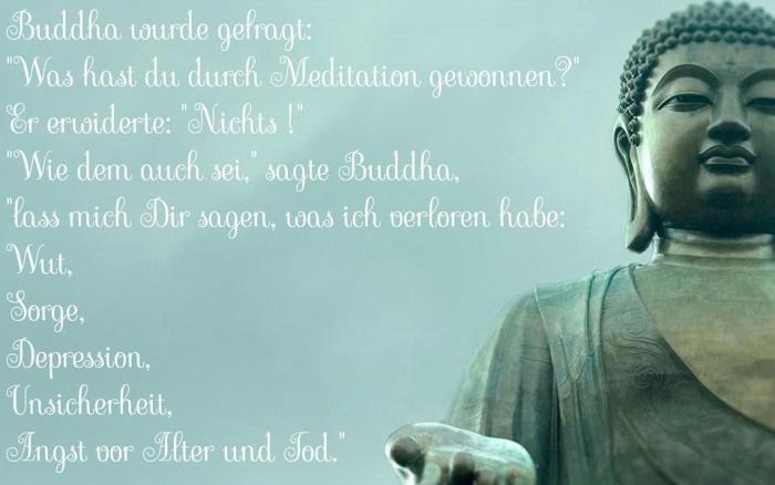Buddha-Zitat