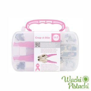 Crop a Dile Kit Rosa - WRMK