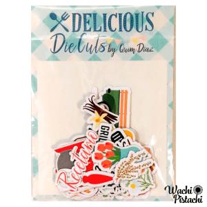 Die-cuts Delicious