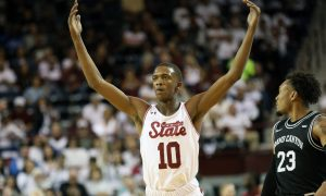 The second half of WAC play tips off on Thursday and New Mexico State is on its way to another regular season crown.