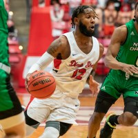 Gooden, Dixie State Hold Off Denver to Pick Up First Division I Road Win