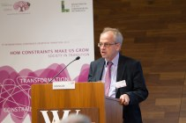 Karl Aiginger, 22.02.2016 Eröffnung und Keynotes
