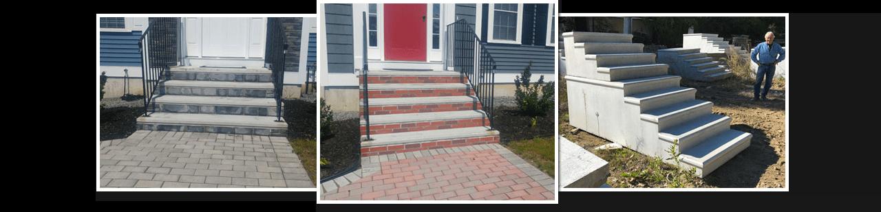Precast Concrete Steps Wachusett Precast Inc   Precast Concrete Basement Steps Near Me   Basement Ideas   Concrete Slab   Basement Entrance   Bilco Doors   Walkout Basement