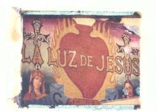 La Luz De Jesus Painting
