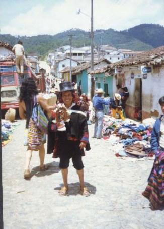 1980 - Trip to Guatemala