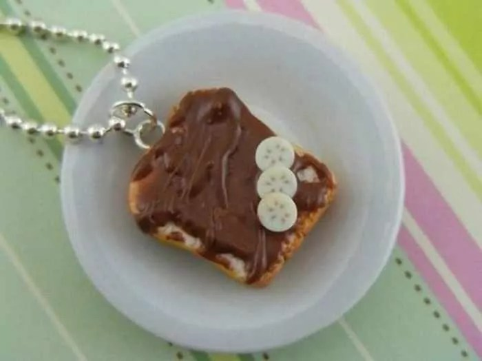 Funny Pendants and earrings in the form of food – Part 3 -25