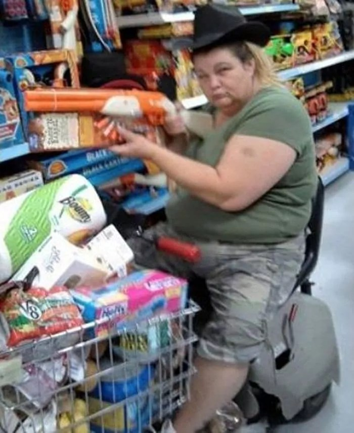 35 Bizarre People of Walmart That Are The Best Freak Ever -02