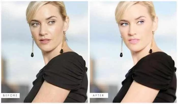 26 Celebrities Before & After Photoshop Will Blow Your Mind -01
