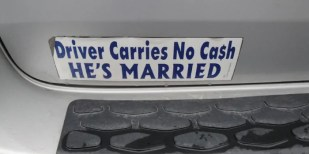 20 Bumper Stickers That Are Actually Damn Funny