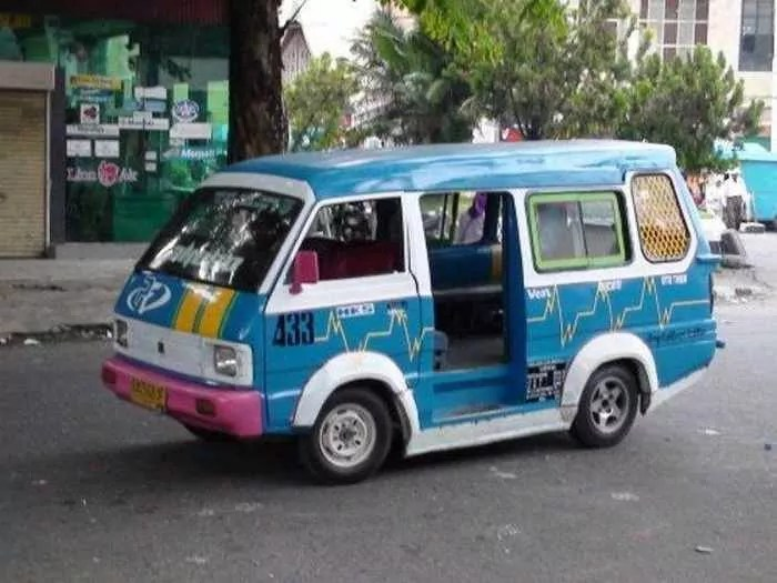 Meanwhile Creative Funny Cars In Indonesia - 16 Pics -06
