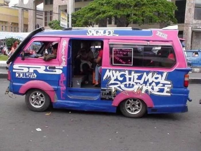 Meanwhile Creative Funny Cars In Indonesia - 16 Pics -07