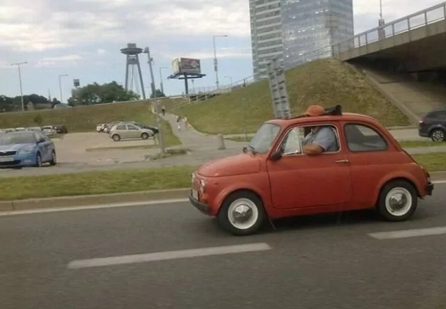Small Car Is Not For Me