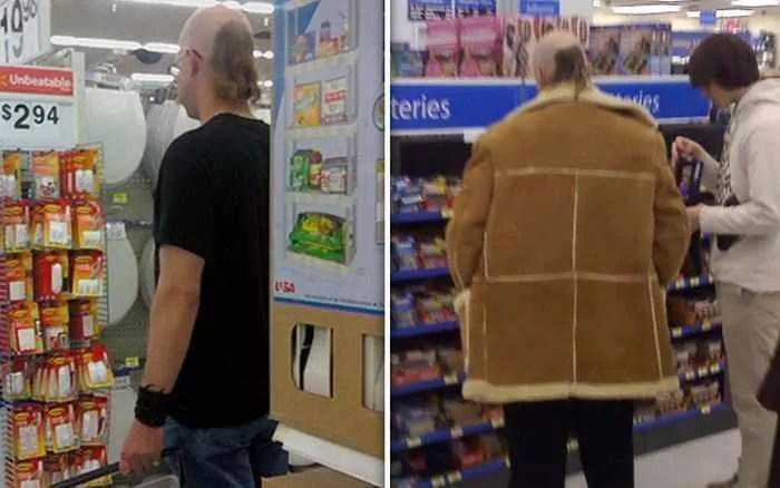 Funny And Strange People Seen In Wal-Marts - 35 Pics -02