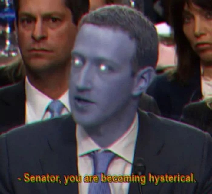 34 Viral Memes of Mark Zuckerberg Congressional Hearing Will Make Your Day -11