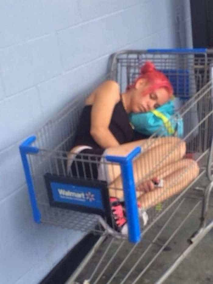 40 Worst Kind of People of Walmart That You've Ever Seen - 04