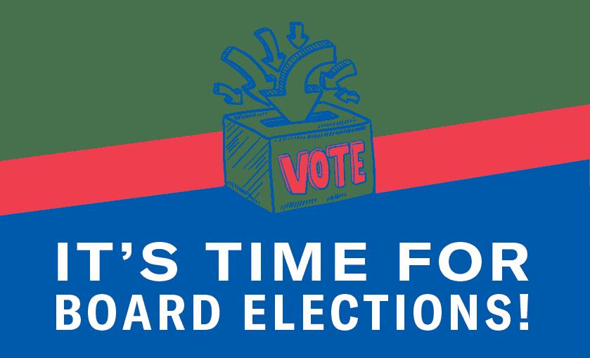 2019 WACO Board Member Elections