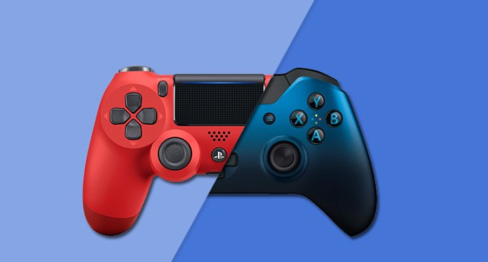 Clash Of Controllers Ps4 Vs Xbox One Controller Battery Life